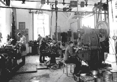 FA. Otto Sick, Fabrikation von Reb- und Baumspritzen