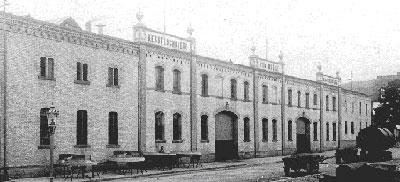 Maschinenfabrik Wehrle 1913