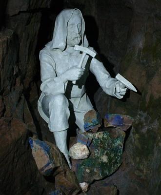 Historischer Bergbau in Neubulach
