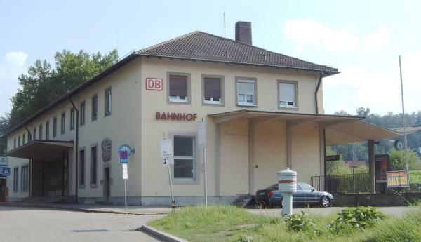 Die Eisenbahnanbindung Halls