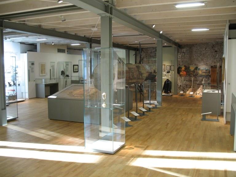 In der Abteilung 19. und 20. Jahrhundert des Hällisch-Fränkischen Museums Schwäbisch Hall
