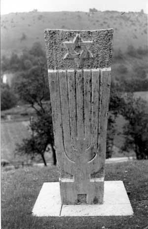 Synagogendenkmal 1966