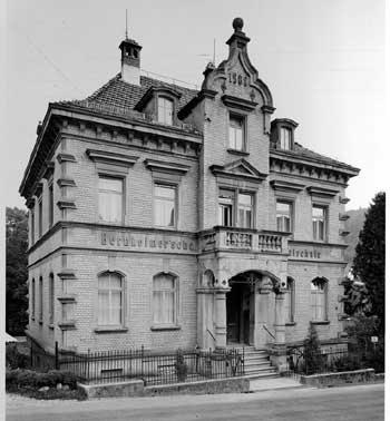 Bernheimer´sche Realschule 1965