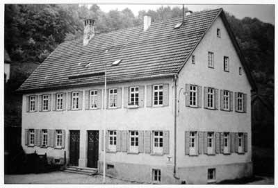 Volksschule Buttenhausen 1935