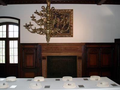 Steiner-Raum im Museum