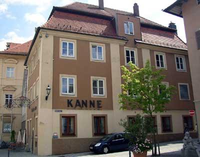 Gasthaus Zur goldenen Kanne - ein lukratives Verkaufsobjekt der Hexenzeit