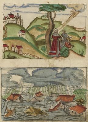 Flugschrift des Ambrosius Wetz