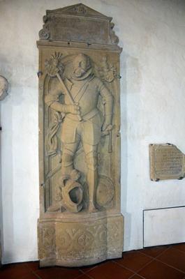 Epitaph des des Obervogts Hans Jakob Liesch