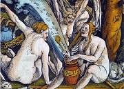 Aberglaube Hexen beim Schadenszauber,1508