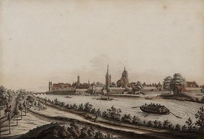 Zille bei Ulm