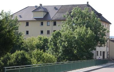 Übergangswohnheim