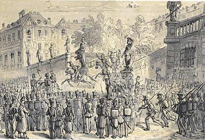 Mairevolution 1849
