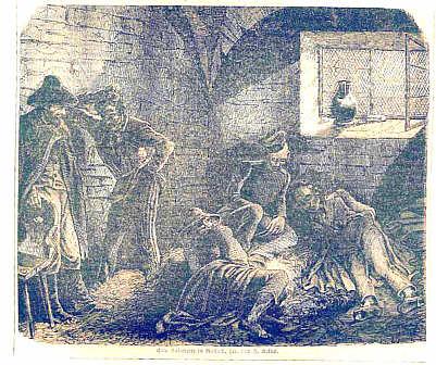 Rastatter Kasematten 1849
