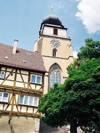 Herrenberg, Stiftskirche