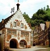 Wiederaufbau Schiltachs