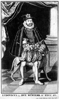 Herzog Ludwig (1568-1593)