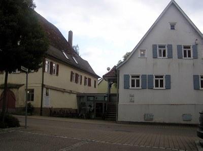 """Das Schulmuseum """"Alte Schule""""in Obersulm-Weiler"""