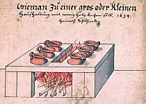 Schickhardt  Ofen