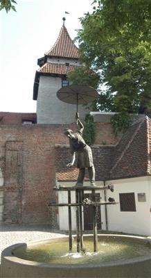 Ulmer Wassermuseum mit Seelturm