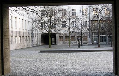 Innenhof Bendlerblock