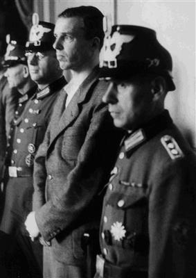 Prozess zum 20. Juli 1944: Berthold Graf von Stauffenberg