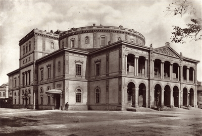 Großherzogliches Hoftheater.