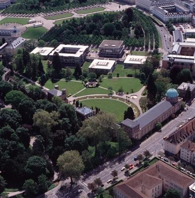 Botanischer Garten und Bundesverfassungsgericht