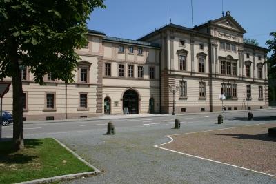 Das Staatsarchiv Sigmaringen