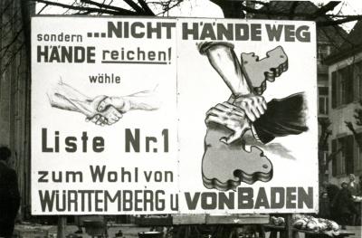 Wettstreit der Plakate