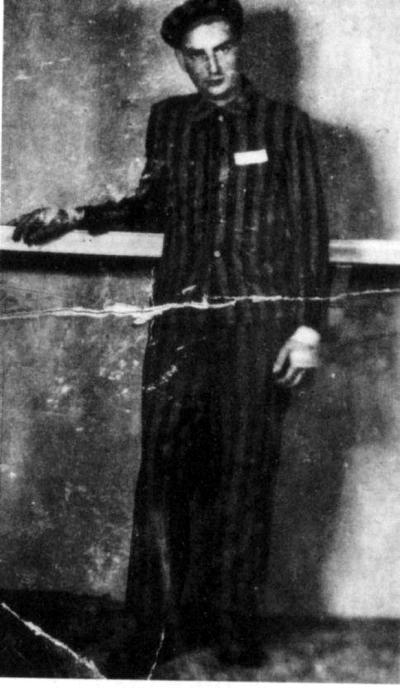 Dave Fischel, Häftling in Bisingen