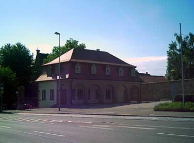 Bundesarchiv im historischen Schorndorfer Torhaus
