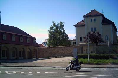 Bundesarchiv Ludwigsburg am Schorndorfer Tor