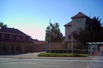 Das Bundesarchiv am Schorndorfer Tor