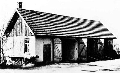 Landwirtschaftsgebäude