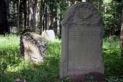 Der alte Friedhof bei Weildorf