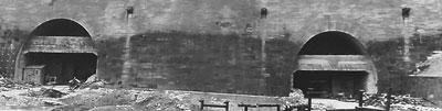 Engelbergtunnel 1945 (KZ-Gedenkstätte Leonberg)