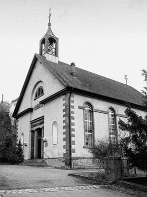 Ehemalige Synagoge Rexingen