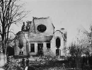 Die Neue Synagoge in Rastatt