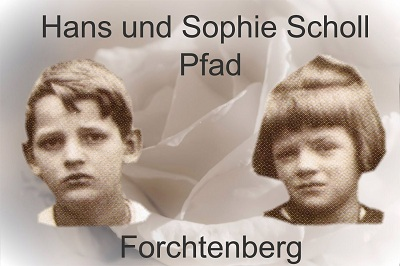 Hans und Sophie Scholl - Pfad