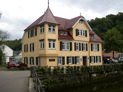 Georg-Elser-Gedenkstätte in Königsbronn