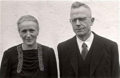 Gertrud und Otto Mörike