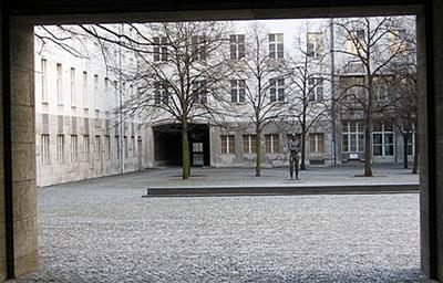 Innenhof Bendlerbloc