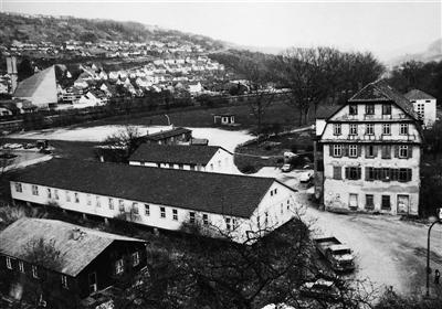 Die Künzelsauer Schlossmühle – Wiege des Unternehmen