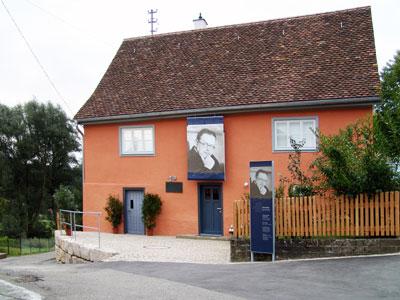 Geburtshaus und Erinnerungsstätte Matthias Erzberger
