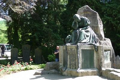 Der geschönte Tod des Soldaten. Kriegerdenkmal in Mönchweiler im Schwarzwald
