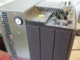 Ausrangierter Getränkedurchlaufkühler zur Aquariumkühlung
