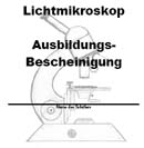 Mikroskop-Führerschein