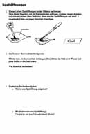 Vorschau Nagellack-Präparat von Spaltöffnungen