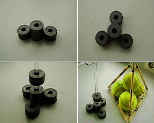 Magnetmodell