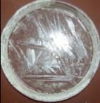 Kaliumnitratkristalle